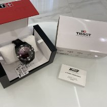 Tissot T-Touch Expert Solar Acero 45mm Negro Arábigos