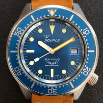 Squale Steel 40mm Automatic 1521 pre-owned United States of America, Nevada, Las Vegas