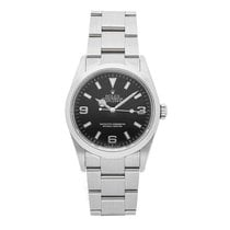 Rolex Explorer Steel 36mm Black No numerals United States of America, Pennsylvania, Bala Cynwyd