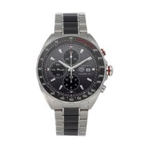 TAG Heuer Formula 1 Calibre 16 Steel 44mm Grey No numerals United States of America, Pennsylvania, Bala Cynwyd