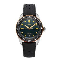 Oris Divers Sixty Five 01 733 7707 4357-07 4 20 18 pre-owned