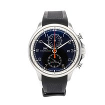 IWC Portuguese Yacht Club Chronograph IW3902-10 pre-owned