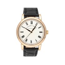 A. Lange & Söhne Rose gold Manual winding Silver Roman numerals 40.5mm pre-owned Richard Lange