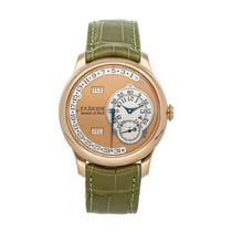 F.P.Journe Octa Rose gold 40mm Gold Arabic numerals United States of America, Pennsylvania, Bala Cynwyd