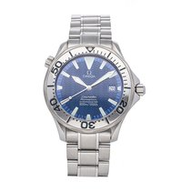 Omega Seamaster Diver 300 M Steel 41mm Blue No numerals United States of America, Pennsylvania, Bala Cynwyd