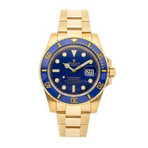 Rolex Submariner Date 116618LB-0003 pre-owned