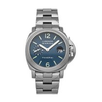Panerai Luminor Marina Automatic Steel 40mm Blue United States of America, Pennsylvania, Bala Cynwyd