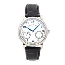 A. Lange & Söhne Platinum 36mm Manual winding 221.025 pre-owned United States of America, Pennsylvania, Bala Cynwyd
