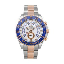 Rolex Yacht-Master II Steel 44mm White No numerals United States of America, Pennsylvania, Bala Cynwyd
