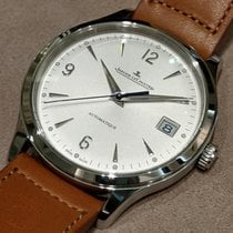Jaeger-LeCoultre Master Control Date Steel 40mm Silver United States of America, Iowa, Des Moines
