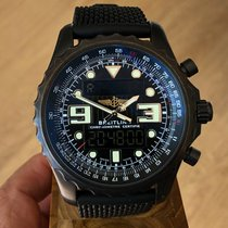 Breitling Chronospace Steel 48mm Black United States of America, Massachusetts, Boston