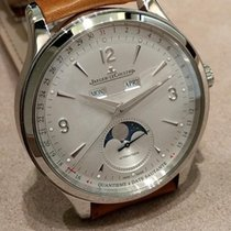 Jaeger-LeCoultre Master Calendar Steel 40mm Silver United States of America, Iowa, Des Moines