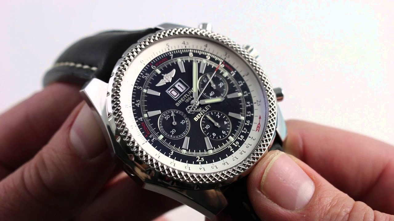 Breitling For Bentley 6 75 A44362 For Php 223 829 For Sale From A Private Seller On Chrono24
