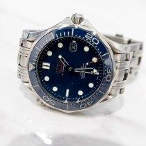 Omega Seamaster Diver 300 M Steel 41mm Blue No numerals Australia, Rosebery