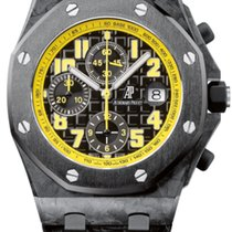 Audemars Piguet 26176FO.OO.D101CR.01 Carbon Royal Oak Offshore Chronograph 42mmmm pre-owned United States of America, New York, New York