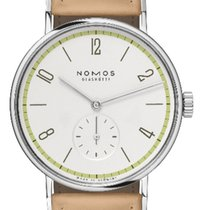 NOMOS NOMOS TN35HARU Japan Limited Neu Stahl 35mm Handaufzug