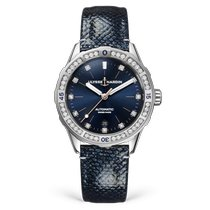 Ulysse Nardin Lady Diver new Automatic Watch with original box and original papers 8163-182B.2/13