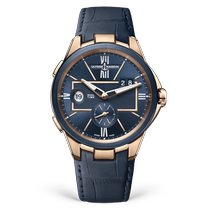 Ulysse Nardin Executive Dual Time Rose gold Blue United States of America, Florida, North Miami Beach