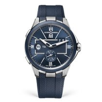 Ulysse Nardin Executive Dual Time new Automatic Watch with original box and original papers 243-20-3/43
