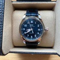IWC Pilot's Watch Automatic 36 Acél 36mm Kék Arab