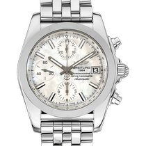 Breitling Chronomat 38 Steel 38mm Mother of pearl United States of America, Arizona, Phoenix