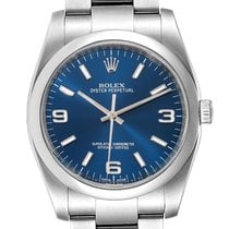 Rolex Oyster Perpetual 36 Steel 36mm Blue Arabic numerals United States of America, Georgia, Atlanta