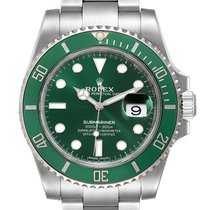 Rolex Automatic Green 40mm new Submariner Date