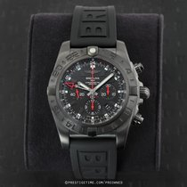 Breitling Chronomat GMT Steel 47mm Black United States of America, New York, Airmont
