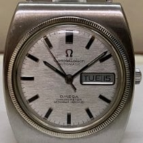 Omega Constellation Day-Date Steel 36mm Silver India, Mumbai