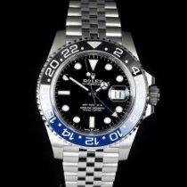 Rolex GMT-Master II Steel 40mm Black No numerals South Africa, Pretoria