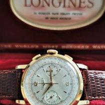Longines Zuto zlato 37,5mm Rucno navijanje 6234 rabljen