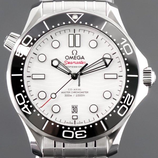 Omega Seamaster Diver 300 M 210.30.42.20.04.001 2020 yeni