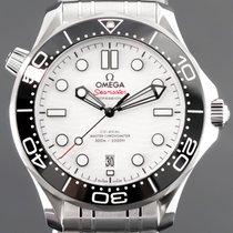 Omega Seamaster Diver 300 M новые 2020 Автоподзавод Часы с оригинальными документами и коробкой 210.30.42.20.04.001