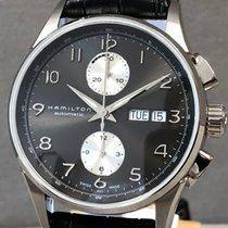 Hamilton Jazzmaster Maestro new 2020 Automatic Chronograph Watch with original box and original papers H32576785