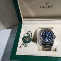 Rolex Datejust II Acero 41mm Azul Sin cifras España, VALENCIA
