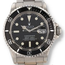 Rolex Submariner Date Steel 40mm Black United States of America, New Hampshire, Nashua
