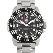 Luminox Steel Colormark XS.3152.NV Sin usar Acero 44mm Cuarzo