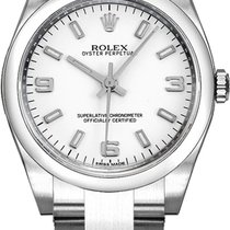 Rolex Oyster Perpetual 26 Steel 26mm White Arabic numerals United States of America, California, Moorpark
