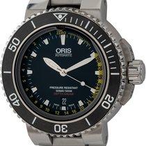 Oris Aquis Depth Gauge 01-733-7675-4154 pre-owned