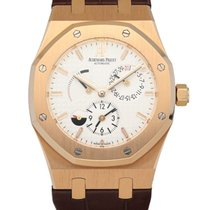 Audemars Piguet Royal Oak Dual Time 39mm White United States of America, New York, New York