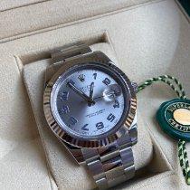 Rolex 116334 Acier 2017 Datejust II 41mm occasion France, Paris
