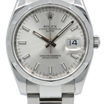 Rolex Oyster Perpetual Date Acier 34mm Argent France, Lyon