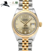 Rolex Lady-Datejust 279173G 2019 pre-owned