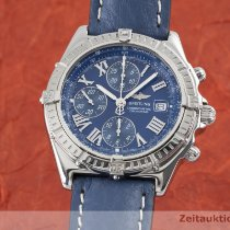 Breitling Crosswind Racing Acero 42.5mm Azul