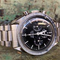 Omega Speedmaster Professional Moonwatch Staal 42mm Zwart Geen cijfers Nederland, Goor