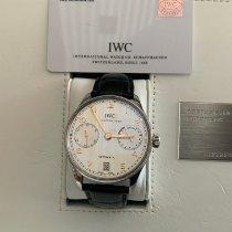 IWC Portuguese Automatic Ocel 42.3mm Stříbrná Arabské Slovensko, Bratislava