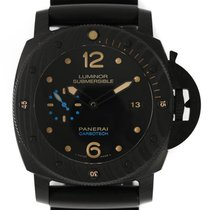 Panerai Luminor Submersible 1950 3 Days Automatic Titanium 47mm Black Arabic numerals United Kingdom, Kingston Upon Hull