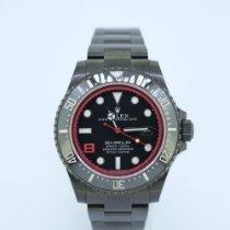 Rolex Sea-Dweller 4000 Steel 40mm Black No numerals United Kingdom, Newcastle Upon Tyne