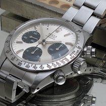Rolex Daytona Acero 37mm Plata Sin cifras