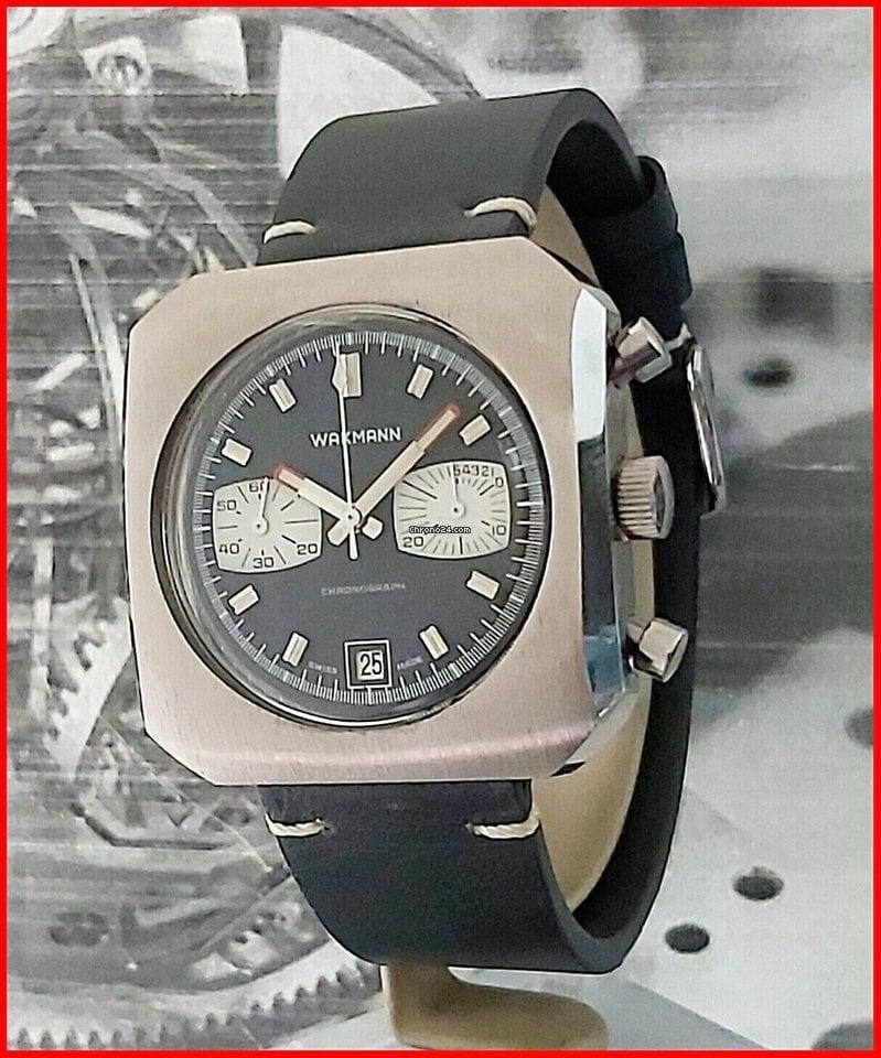Wakmann 550-1 1970 новые